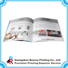 High quality product catalogs printing