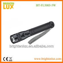 high power heavy duty maglite led flashlight with usa cree led bulb