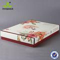 estilo chinês morango chocolate caixas com camada interna