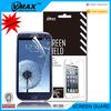 The best Vmax Aplus Shield Anti-glare Screen Protector for Samsung S4&all models,100% no bubbles