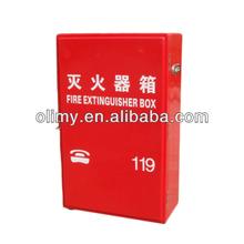 fiberglass customized fire extinguisher cabinet