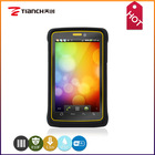 4.3 Inch Tablet PC Private Design Android Pda Mobile Phone, Barcode Scanner, WCDMA 3G Calling Function