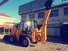 Backhoe Loader wz20-20/ road construction machine/excavator loader machine