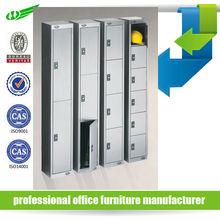 With Denta lock customized ikea staff storage metal locker cabinet