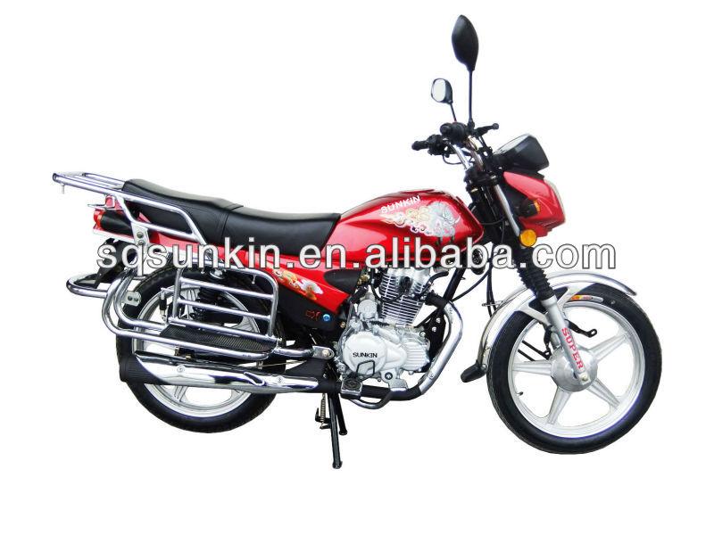 ارتفاع الطاقة 200cc اقتصاد استهلاك الوقود دراجة نارية للبيع