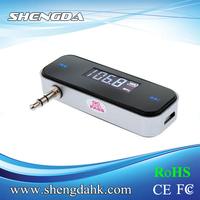 FI-318 high quality car mp3 player fm transmitter