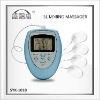 Electric Mini Full Body Massage Pad/ Pulse Slimming Massager