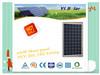 Solar panel 250W mono solar module CEC ISO TUV IEC61215