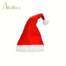 2014 promotional child santa hats