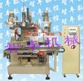 5- eixo de perfuração escova nc e máquina de acolchoamento