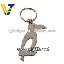 Zinc alloy halloween keychains