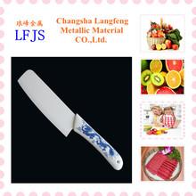 environment-friendly zirconia knife ceramic