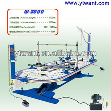 chassis straightening bench for car body repair W-3000