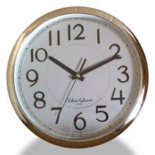 metal dial wall clock/special dial design /morden design round clock