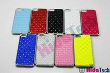 Luxury Shinning Stereo Full Diamond Star Case For iPhone 5,For Apple iPhone5 5G Full stars Design,In Stock