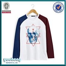 Newest T Shirt Brand wholesale 60% cotton 40% polyester t-shirts t-shirt men