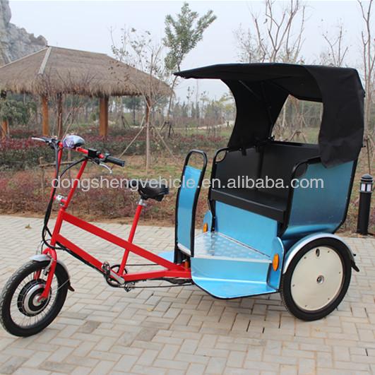 three wheels electric rickshaw motor tricycle