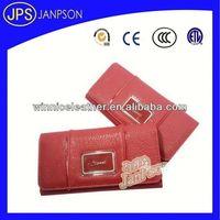 leather flip wallet case for samsung galaxy s3 iii genuine leather women wallet red color wallets women