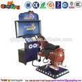 Go go ma-qf305-2 jockey cheval électronique pour enfants en plastique cheval de course