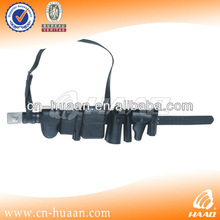 Police leather tactical Multi functional military protection belt JYWZD 001