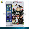 2014 new product christmas design pc cover for iphone 5 5s