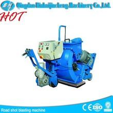 Calcestruzzo colpo pallinatura macchina distributore voluto/strada granigliatrice