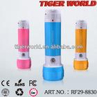 4 LED rechargeable flashlight