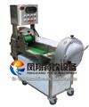 Industrial fc-301 pepino pieza vegetal de corte de corte pieza 500-100kg/h de alta salida de venta