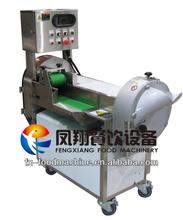 FC-301 industrial cucumber piece cutter vegetable piece cutter 500-100kg/h high output sale