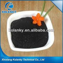 Powder sulfonated asphalt Plugging wellbore micro cracks