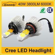 Super bright skoda octavia led headlight