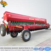 High efficient wheat hydraulic system 36 rows grain seed drill