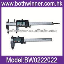 LCD display vernier caliper plastic ballpoint pen BW082