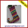 Wholesale 2013 hot style christmas decoration hanging christmas stockings large christmas stocking sale