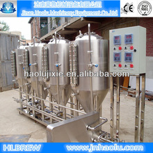 cooling jacket conical fermenter,craft beer fermenting equipment