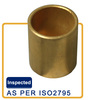oil sintered bronze bushing,starter motor bush