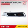 Best Seller Aluminium Alloy Retractable Blade Utility Knife