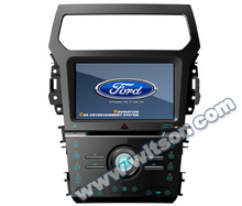WITSON DOUBLE DIN GPS FOR DIGITAL AIR VERSION FORD EXPLORER 2012 A8 Chipset Dual Chipset,3G modem / wifi/ DVR (Option)