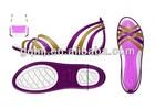 Fashion style plastic shoe moulds GQS071