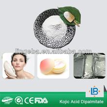 LGB skin whitening cream with kojic acid dipalmitate for facial bleaching