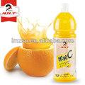 2014 congelado de jugo de naranja concentrado