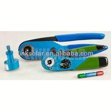 2014 nuevo producto tubo de cobre terminal herramienta que prensa