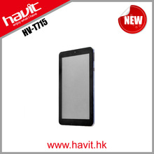 HV-T715 7 inch Android External Micro-SD card supported vatop tablet pc