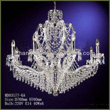 Italian Villa Hall decoration Crystal Chandeliers Pendant lights MD03177