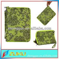 For Ipad mini PU Bumper Case wih Rose Flower Design