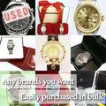 100% usado autêntico designer marca famosa relógios rolex popular entre as pessoas