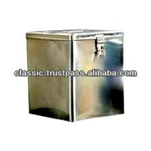 Jumbo stainless steel Grain storage bin