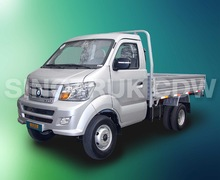 Most Competitive Price 1-5tons 4x2 cheap light van truck