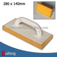 280x140mm sponge plastering trowel