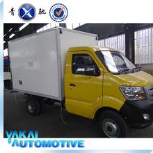 Van body/refrigerated truck body CKD Cargo Truck Bodies